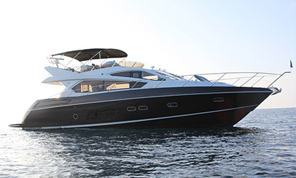 69ft Sunseeker Manhattan