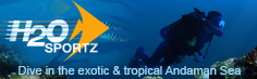 H20 Sportz Phuket - Dive in the exotic & tropical Andaman Sea